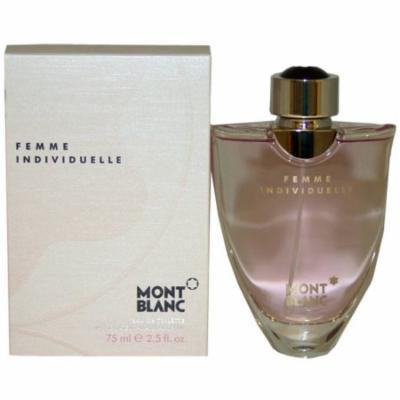 Mont Blanc Femme Individuelle Eau de Toilette Spray for Women, 2.5 fl oz