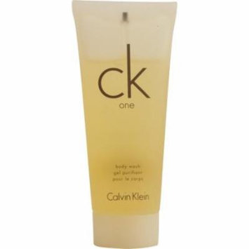 Ck One Body Wash 3.4 Oz By Calvin Klein