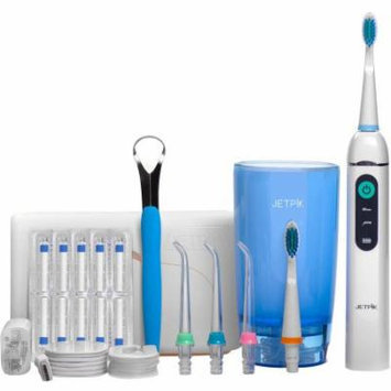 Jetpik JP200 Elite Dental Power Floss System, 22 pc