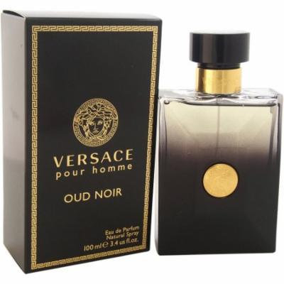 Versace Oud Noir for Men Eau de Parfum, 3.4 oz