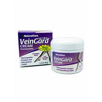 NaturalCare VeinGard Cream Homeopathic