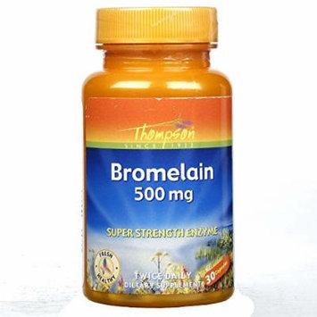 Thompson - Bromelain 500mg 30cap