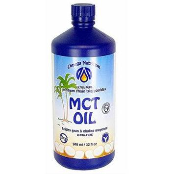 Omega Nutrition M.C.T Oil, 32 Fl Oz