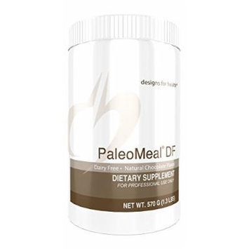 Designs for Health - PaleoMeal DF Chocolate - 570g.