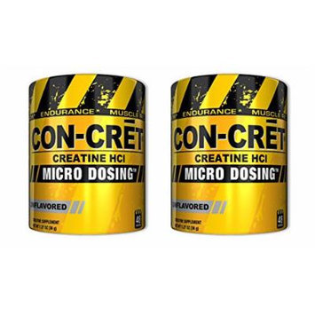 ProMera CON-CRET unflavored 48 servings (2 Pack)