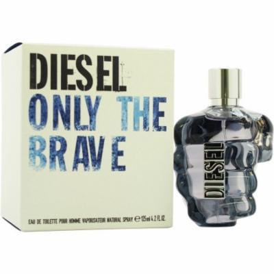 Diesel Only The Brave for Men Eau de Toilette, 4.2 oz