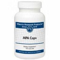 MPA Caps magnesium and potassium aspartates, 120 capsules Brand: Vitamin Research Products