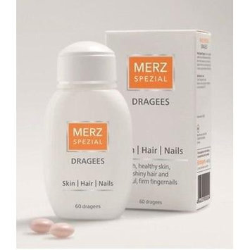 Merz Spezial Hair, Skin & Strong Finger Nails Vitamins Ship Worldwide