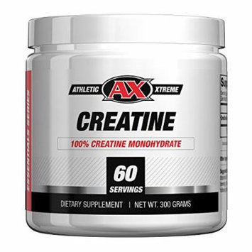 Athletic Xtreme Creatine Unflavored 60 servings