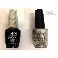 OPI Nail Lacquer and Gelcolor Super Star Status G39.