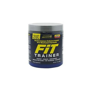 Fit Trainer By MHP, Pre-Workout, Fruit Punch 40 Servings