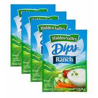 Hidden Valley Original Ranch Dips Mix, Eight 1 Ounce Packets (8 Packets Total)