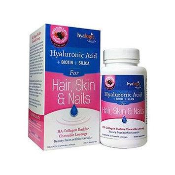 Hyalogic, HA Hair, Skin & Nails 30 chews