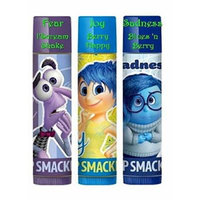 Disney - Pixar Inside Out Lip Smackers Set of 3 Lip Balms