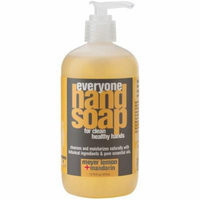 Bulk Saver Pack 4x12.75 FZ: EO Products Everyone Hand Soap - Meyer Lemon and Mandarin