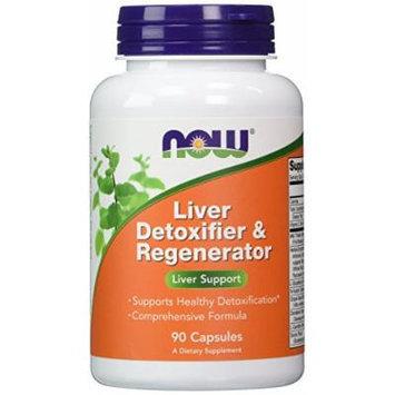 NOW Foods Liver Detoxifier and Regenerator, 360 Capsules Pack (4vtyt9)