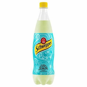 Schweppes Bitter Lemon 1 Liter 3-pack