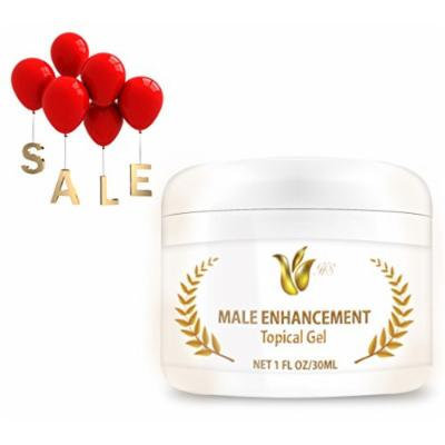 Male Enhancement Cream - Premium Quality. Topical Sexual Enhancement Gel for Men