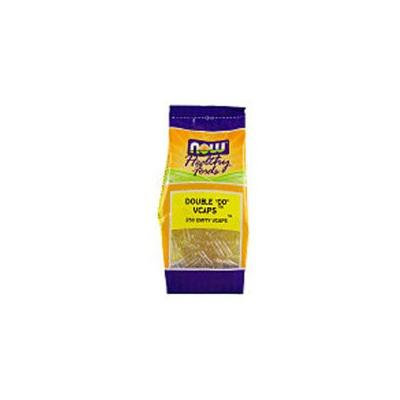 Now Foods Vcaps 00 Non-gelatin Vegetarian, 250 VCaps (Pack of 2)