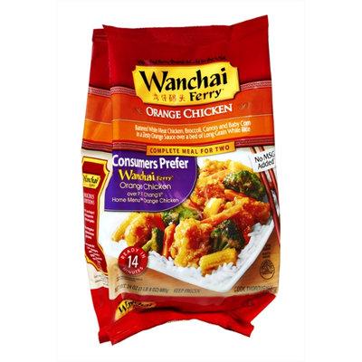 Wanchai Ferry Orange Chicken