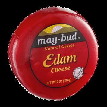 May-Bud Edam Natural Cheese