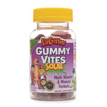 L'il Critters Multivitamin Gummy Vites Sour