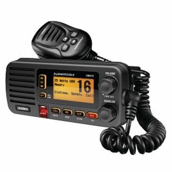 Uniden Um415bk Oceanus D Marine Radio, Black, 1 ea