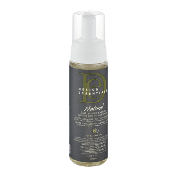 Design Essentials Natural Curl Enhancing Mousse For Natural Hair