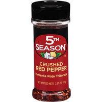 5th Season Crushed Red Pepper, 2.37 oz