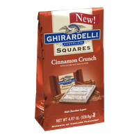 Ghirardelli Chocolate Squares Cinnamon Crunch