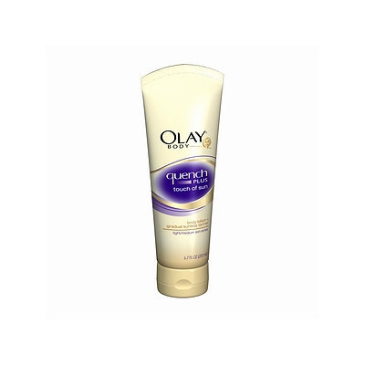 Olay Body Quench Plus Touch of Sun Body Lotion