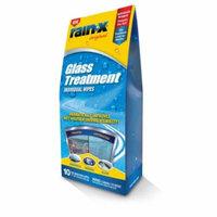 Rain-X Glass Treatment Individual Wipes, 10-Count