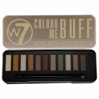 sale uk for whole family biggest discount W7- Color Me Buff Natural Nudes - 12-in-1 Eyeshadow Palette