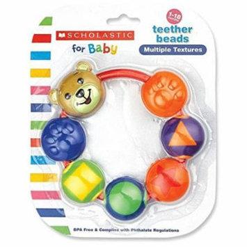 Scholastic Teether Beads