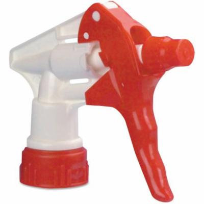 Boardwalk Trigger Sprayer, Red/White, 24 count