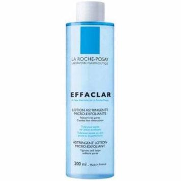 La Roche-Posay 6.76 fl. oz. Effaclar Micro-Exfoliating Astringent Toner,