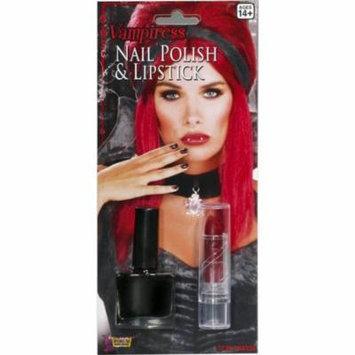 Vampiress Nail Polish & Lipstick Set