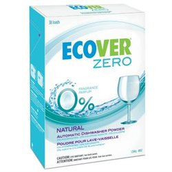 Ecover Natural Automatic Dishwashing Powder, Zero, 48 oz