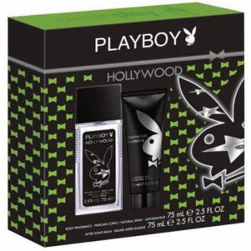 Playboy Hollywood Fragrance Gift Set, 2 pc