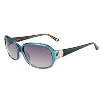 ANNE KLEIN Sunglasses AK7010 320 Teal 59MM