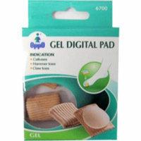 Oppo Gel Digital Corn Pad, Size : Small ( 20 Mm), Model No : 6700 - 2 / Pack