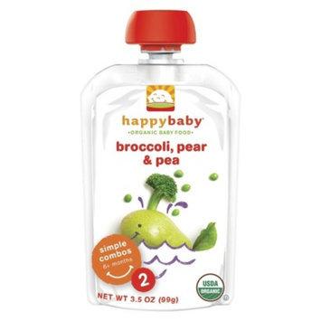 Happy Baby Organic Baby Food Stage 2 - Broccoli