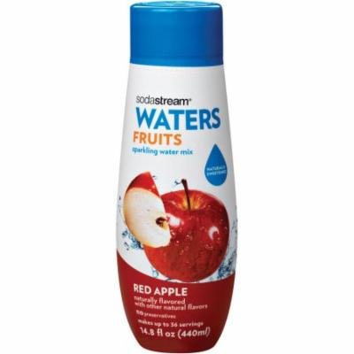 SodaStream Waters Red Apple Sparkling Drink Mix, 440ml