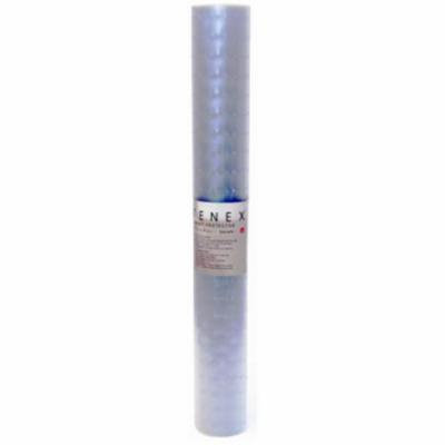 Tenex 2220001 Carpet Protector, Deep-Pile, Clear Linear Pattern, 27-In. x 6-Ft.