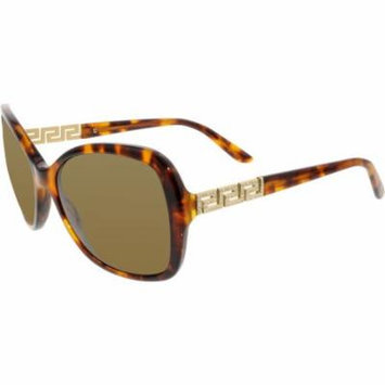 Versace Women's VE4271B-507473-58 Tortoiseshell Butterfly Sunglasses