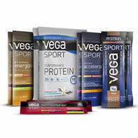 Vega Sport Protein and Supplements Variety Pack, 10 Count