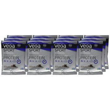 Vega Sport Performance Protein Powder, Mocha, 12 Count