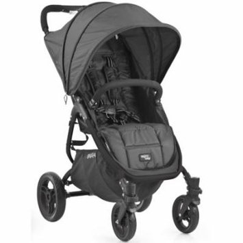 Snap 4 Single Stroller - Black Beauty
