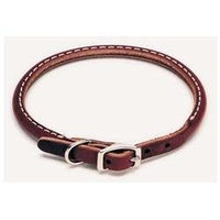 Topdawg Pet Supply Coastal Pet Products DCP220620 Leather Latigo Round Collar