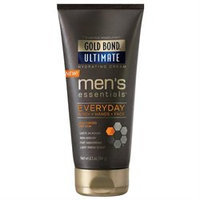 Gold Bond Ultimate Men's Essentials Everday Hydrating Cream, 6.5 oz